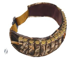 Picture of ALLEN 12G NEOPRENE (25) AMMO BELT, ADJ TO 58""