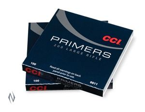 Picture of CCI PRIMER 200 LARGE RIFLE 100 PACK