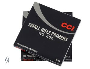 Picture of CCI PRIMER 400 SMALL RIFLE 100 PACK