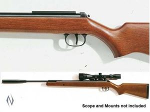 Picture of DIANA 350 MAGNUM CLASSIC PRO .22 AIR RIFLE