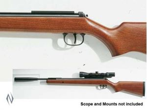 Picture of DIANA 350 CLASSIC PROF COMP .177 AIR RIFLE