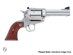 Picture of RUGER SUPER BLACKHAWK 44M STAINLESS 117MM CENREFIRE REVOLVER