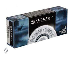 Picture of FEDERAL 243 WIN 80GR SP POWER-SHOK 20 PACK