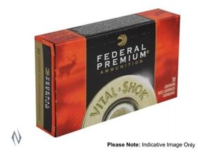 Picture of FEDERAL 270 WIN 130GR BTIP VITAL-SHOK 20 PACK