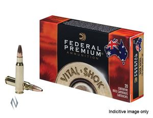Picture of FEDERAL 308 WIN 130GR SPEER HP