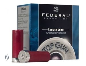"Picture of FEDERAL 12G 2.75"" 28GR 8 TOPGUN 1180FPS 25 PACK"