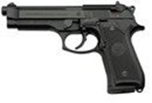 Picture of Beretta92FS 9mm 10 Round 125mm Barrel  Pistol