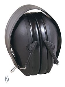 Picture of ALLEN LOW PROFILE EAR MUFFS 26NRR BLACK