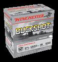 "Picture of WINCHESTER BUCKSHOT 12G SSG 2-3/4"" 18 PELLET"