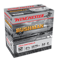 "Picture of WINCHESTER BUSHMAN 12G 2 2-3/4"" 34GM"