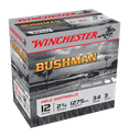 "Picture of WINCHESTER BUSHMAN 12G 3 2-3/4"" 34GM"