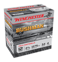"Picture of WINCHESTER BUSHMAN 12G 4 2-3/4"" 34GM"