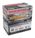 "Picture of WINCHESTER BUSHMAN 12G 5 2-3/4"" 34GM"