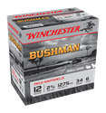 "Picture of WINCHESTER BUSHMAN 12G 6 2-3/4"" 34GM"