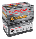 "Picture of WINCHESTER BUSHMAN 12G BB 2-3/4"" 34GM"