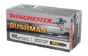 Picture of WINCHESTER BUSHMAN 22LONG RIFLE 37.5GR HP COPPER PLATED