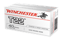 Picture of WINCHESTER T22 22 LONG RANGE 40GR SOLID