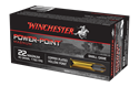 Picture of WINCHESTER POWER POINT 22WMR 40GR HOLLOW POINT