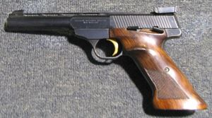 Picture of BROWNING 150 SECOND HAND PISTOL