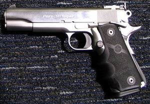 Picture of PARA ORDNANCE P18 SECOND HAND PISTOL