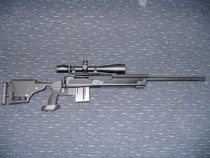 Picture of SAVAGE 10BA SECOND HAND CENTREFIRE RIFLE