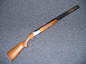 Picture of LANBER 97 12G SECOND HAND SHOTGUN