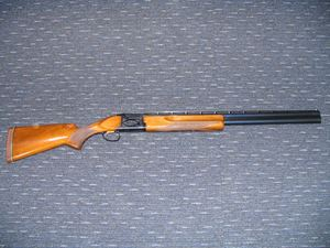 Picture of BROWNING CITORI 12 SECOND HAND SHOTGUN