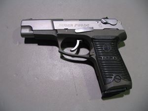 Picture of RUGER P89DC SECOND HAND PISTOL