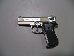 Picture of WALTHER CP 88 SECOND HAND PISTOL