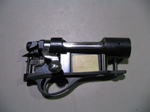 "Picture of REMINGTON 600 SECOND HAND CENTREFIRE ""ACTION ONLY"""
