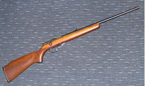 Picture of CBC MOD IMI171 22 RIMFIRE SECOND HAND RIFLE