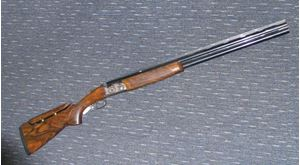Picture of BERETTA SILVER PIGEON CLASSIC 12G SECOND HAND SHOTGUN