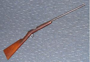 Picture of FN 22 BOLT ACTION RIMFIRE SECOND HAND RIFLE