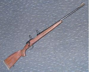 Picture of ZASTAVA 243 SECONDHAND CENTREFIRE RIFLE