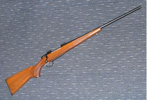 Picture of CZ 550 270 BOLT ACTION SECOND HAND CENTREFIRE RIFLE