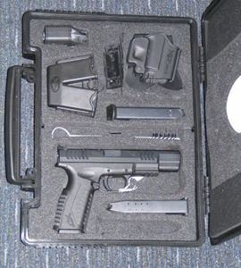 Picture of SPRINGFIELD XDM 9MM SECOND HAND PISTOL