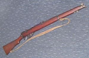 Picture of BSA NO.3 MKI 303 BOLT ACTION CENTREFIRE RIFLE