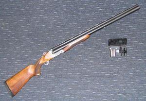 Picture of AKKAR 3 12G BR SECOND HAND SHOTGUN
