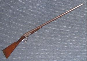 Picture of UNKNOWN 12G BR SECOND HAND SHOTGUN