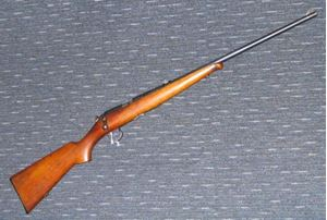 Picture of BRNO 1 22 BOLT ACTION RIMFIRE SECOND HAND RIFLE