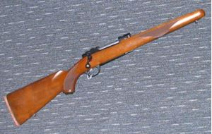 Picture of RUGER M77 300WIN BO SECOND HAND CENTREFIRE RIFLE