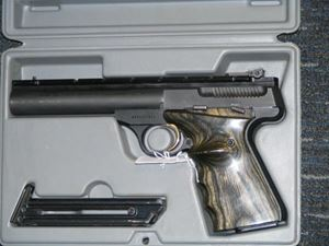 Picture of BROWNING BUCKMARK 22 SA SECOND HAND PISTOL